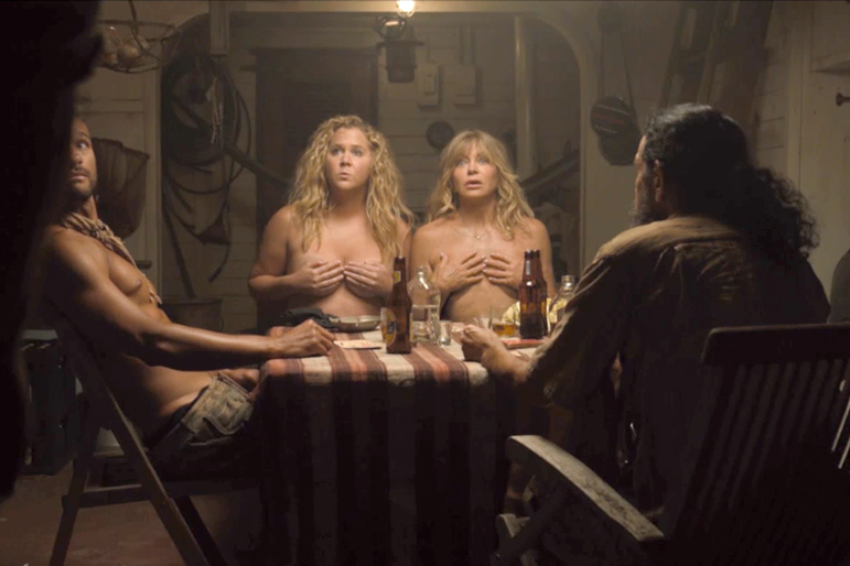 10. Amy Schumer in Snatched
