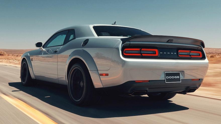dodge challenger hellcat redeye te koop Voor de echte durfal: Dodge Challenger Hellcat Redeye