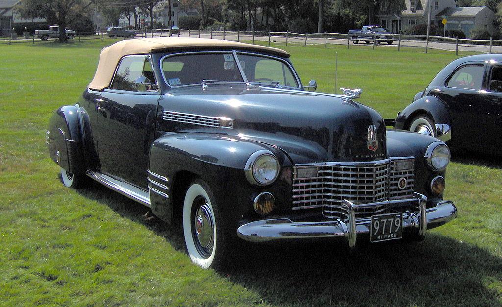 1. Cadillac Series 62 (Leopold III)