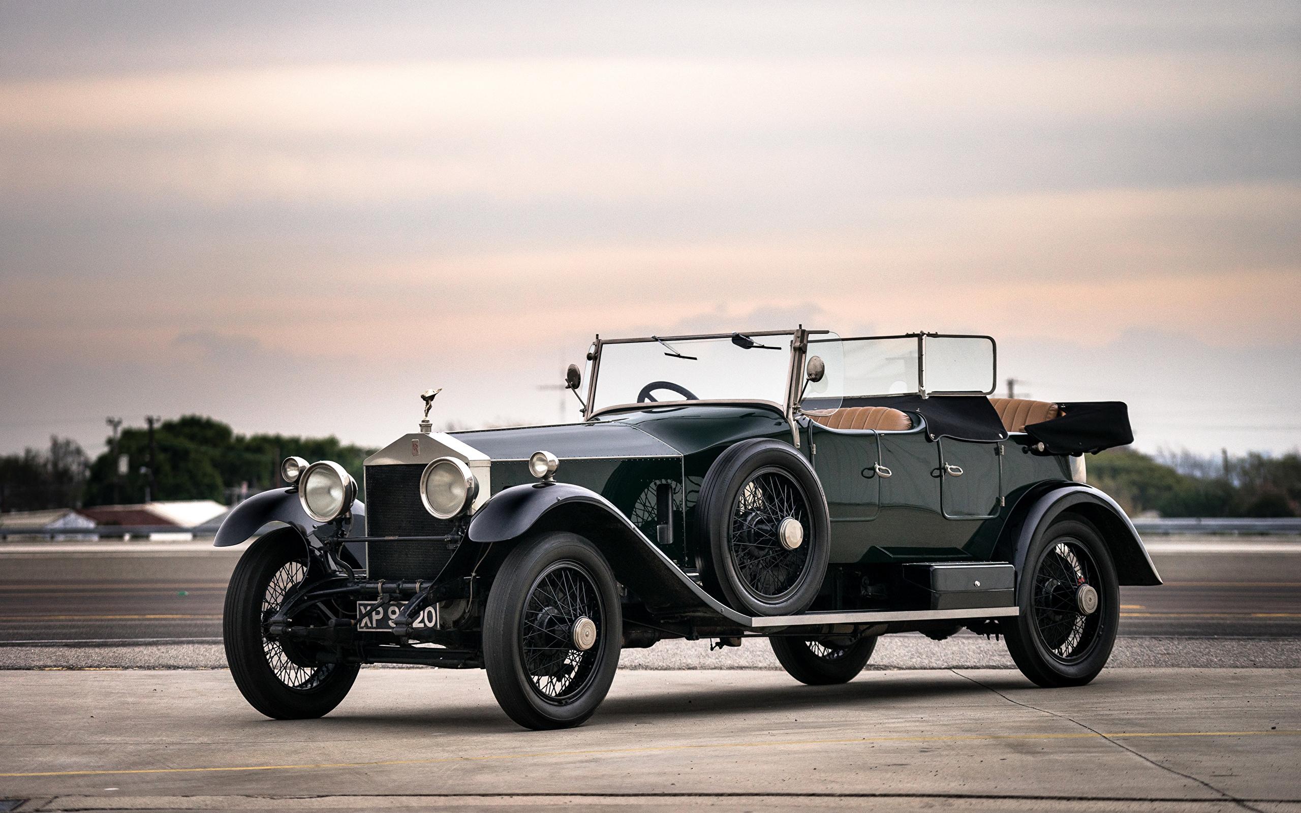 3. Rolls-Royce Silver Ghost 40:50 HP (Leopold II)