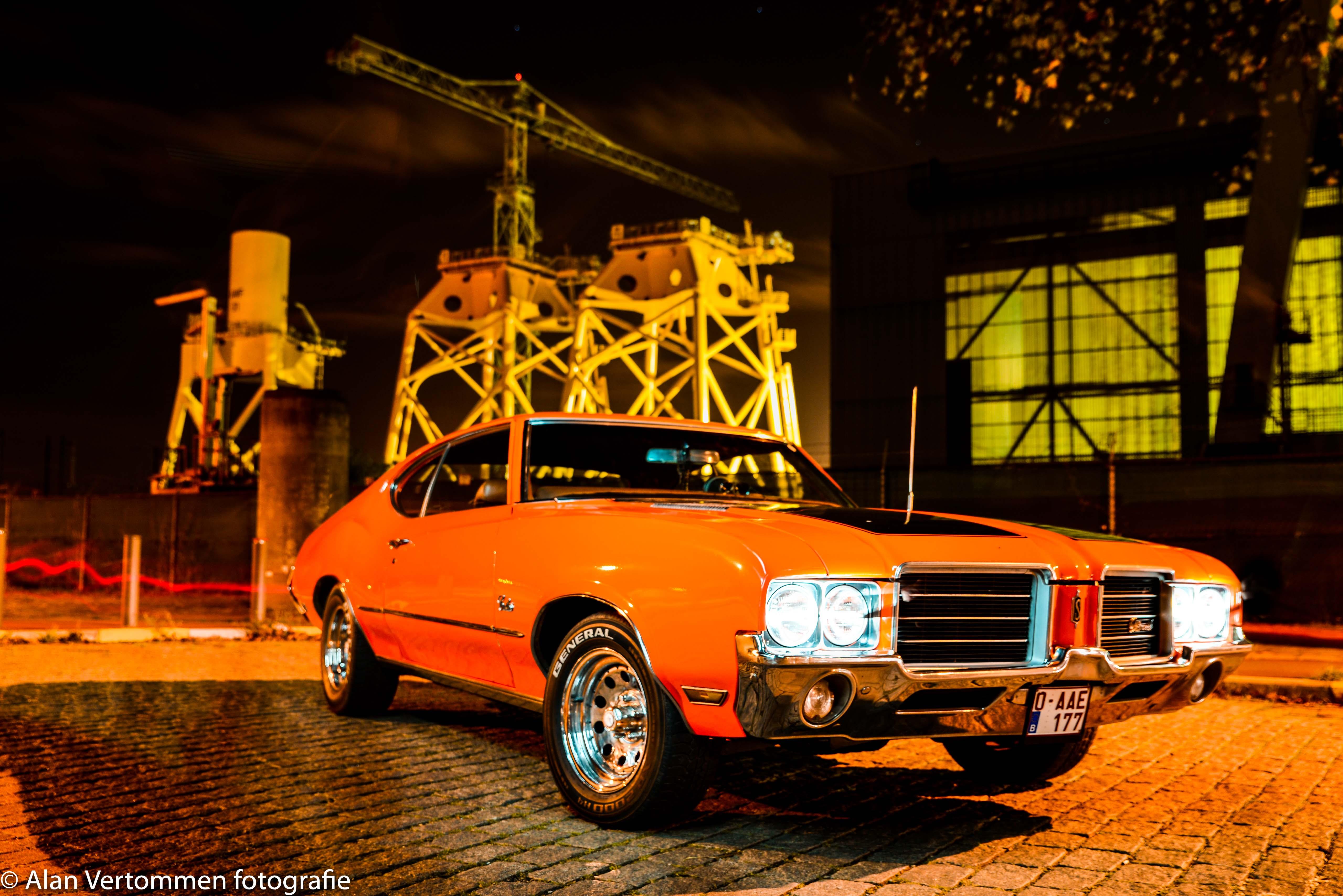 12. Oldsmobile Cutlass