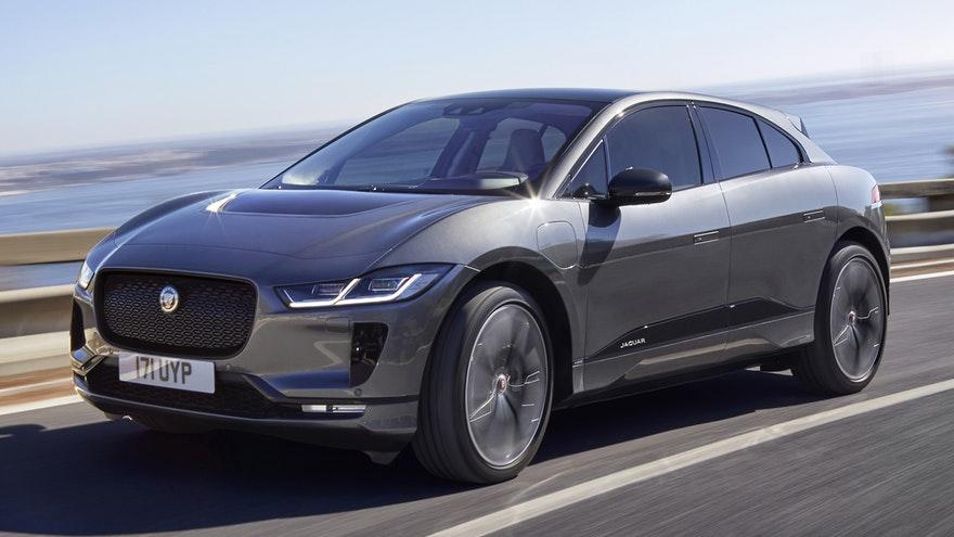1. Jaguar i-Pace