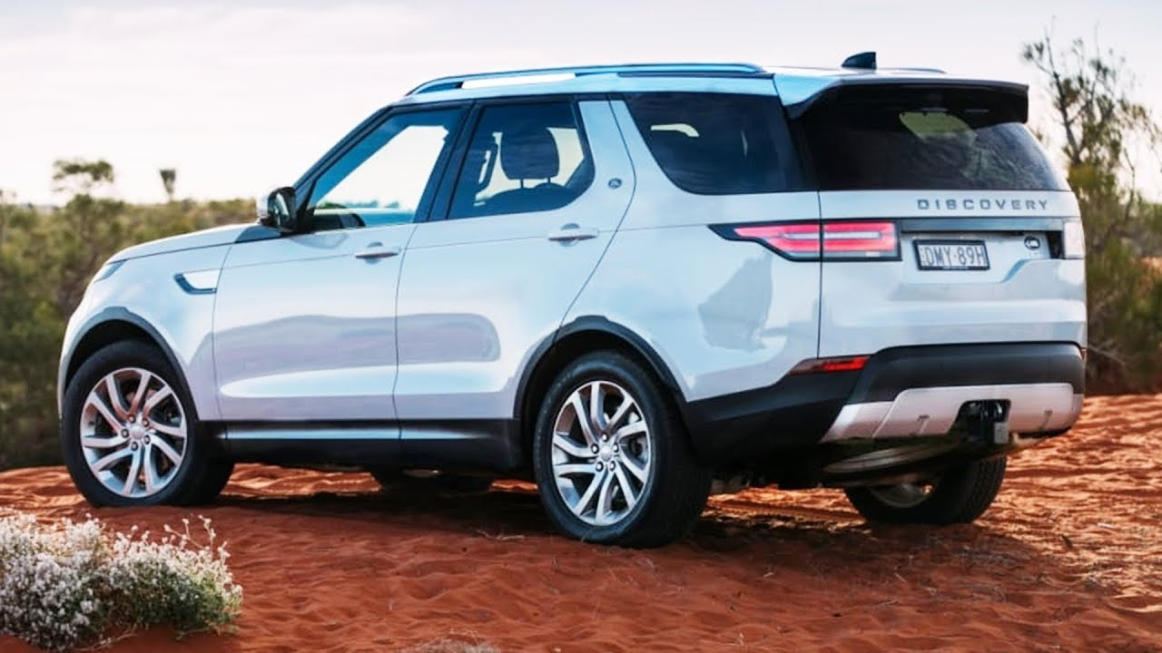 2. Land Rover Discovery