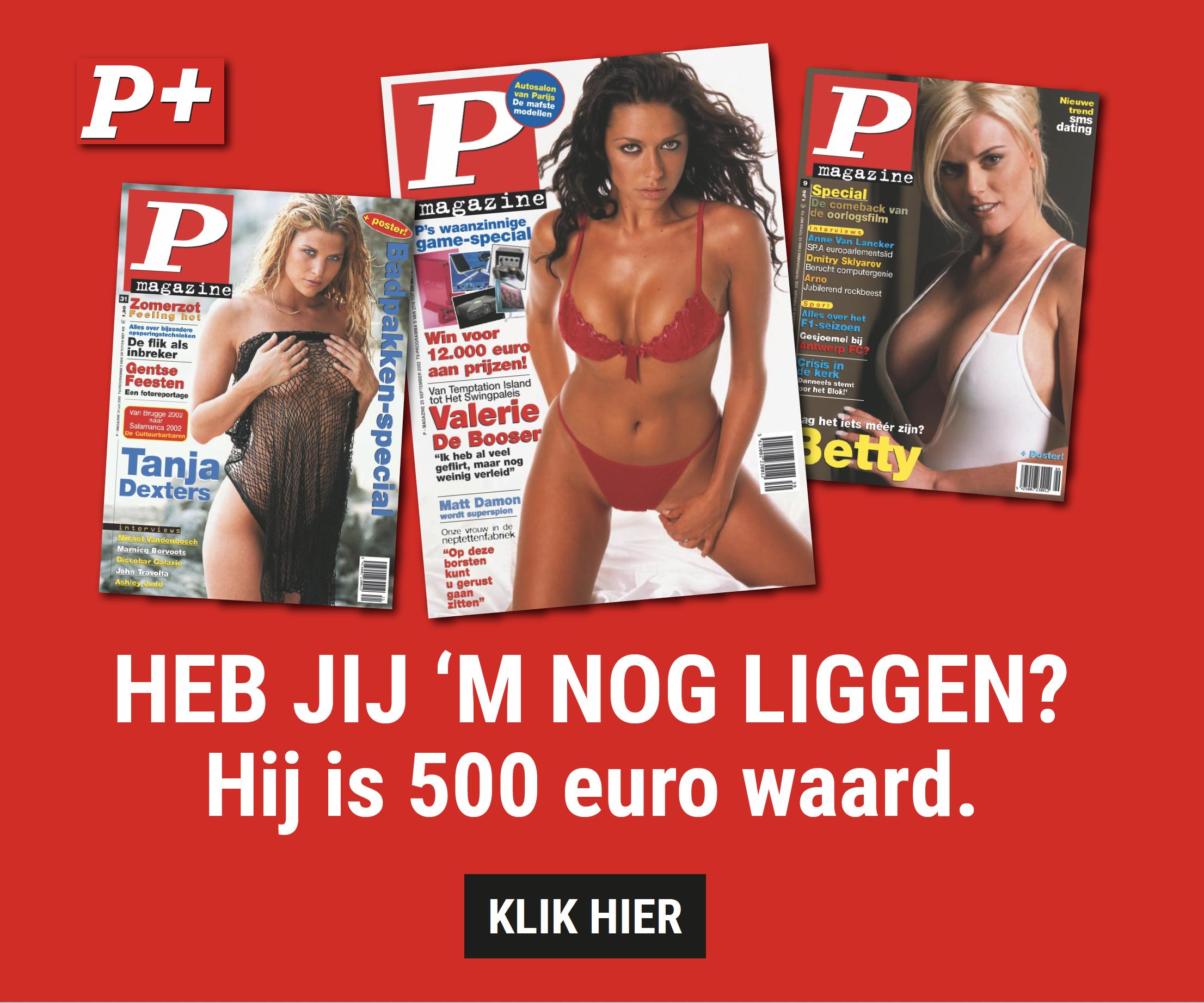 PNWS banner wedstrijd magazines
