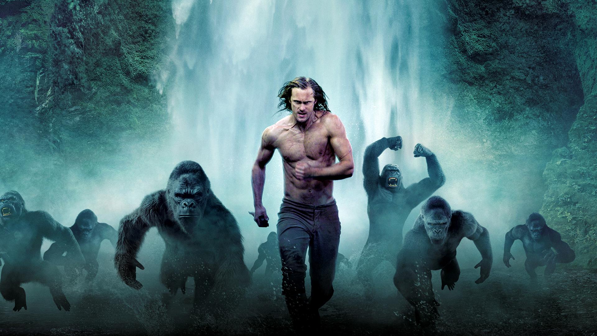 The Legend of Tarzan': een verhaal over 'houden van' - PNWS