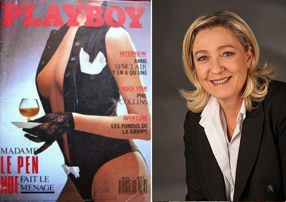 Playboy pierrette pen le The mother